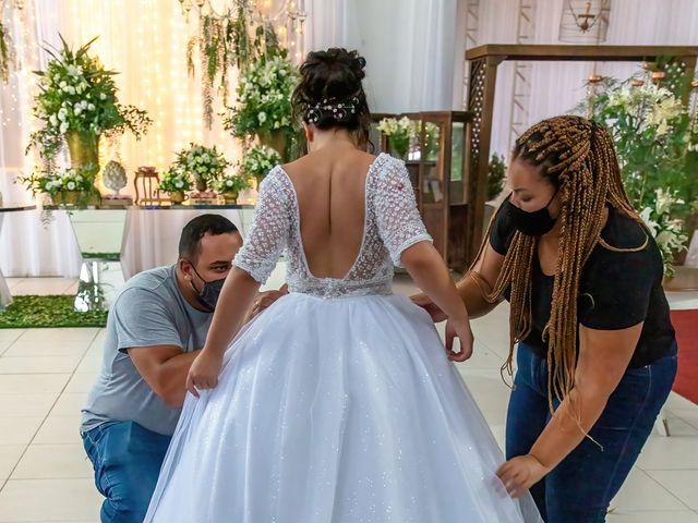 O casamento de Gabriel e Kenia em Cotia, São Paulo 5