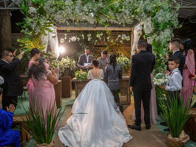 O casamento de Gabriel e Kenia em Cotia, São Paulo 13
