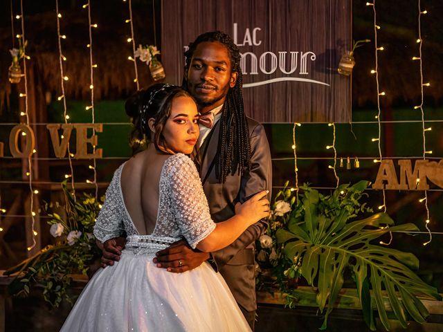 O casamento de Gabriel e Kenia em Cotia, São Paulo 1