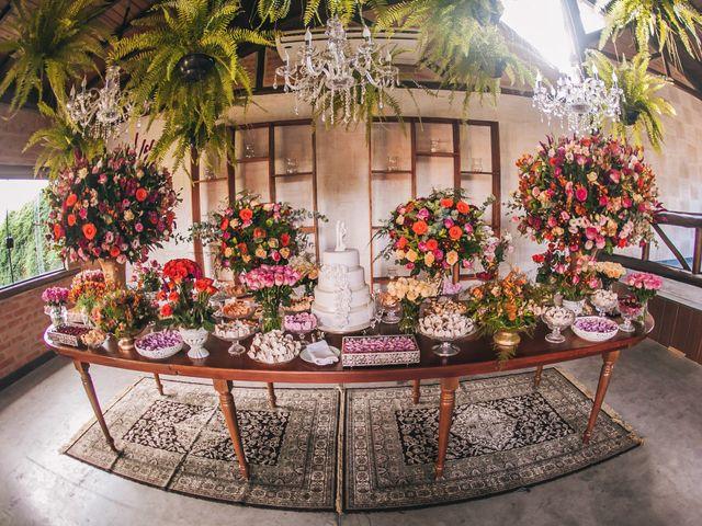 O casamento de Thales e Camila em Vinhedo, São Paulo 14