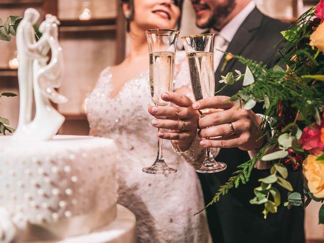 O casamento de Thales e Camila em Vinhedo, São Paulo 32