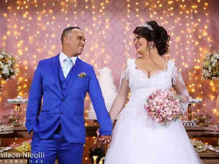 O casamento de Maryane  e Elienai