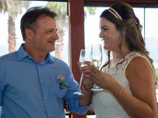 O casamento de Maristela e Osmar