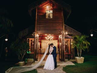 O casamento de Kezia e José 1