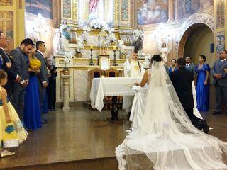 O casamento de Rachel e Elielson