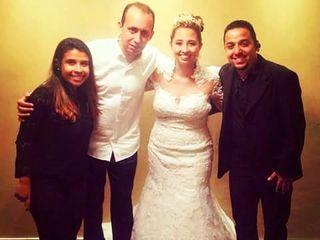 O casamento de Bruno e THAISA 1