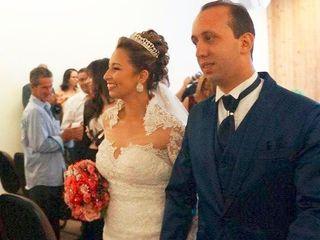 O casamento de Bruno e THAISA 3