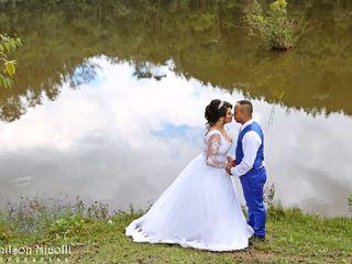 O casamento de Maryane  e Elienai 2