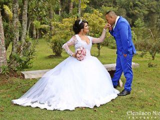 O casamento de Maryane  e Elienai 3