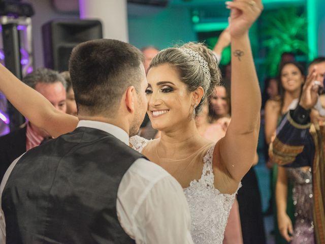 O casamento de Regina e Marcelo