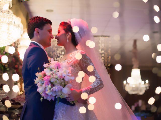 O casamento de Mayara e Bruno