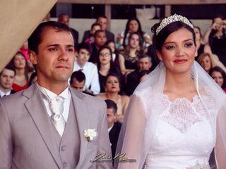O casamento de Priscila e Ismael