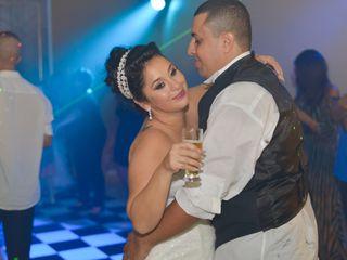 O casamento de Vania e Cilo 1