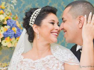 O casamento de Vania e Cilo