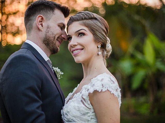 O casamento de Debora e Marcio