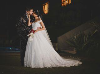 O casamento de Izabela e Wektor
