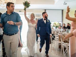O casamento de katia mazzo e wenis bonilha 1