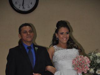 O casamento de Jéssica e Marlon 1