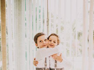 O casamento de Fernanda e Michel 1