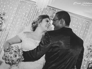 O casamento de Geovana e Raphael