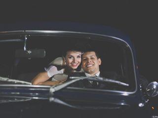 O casamento de Rebeca e Douglas