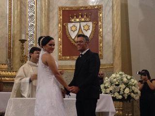 O casamento de Stéfani e Sidnei 1