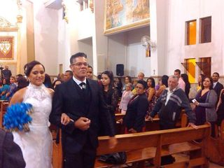 O casamento de Stéfani e Sidnei 2