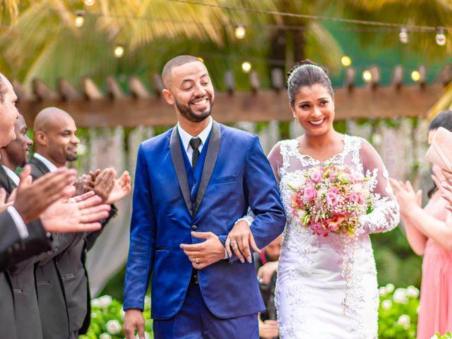 O casamento de Joice e Tiago