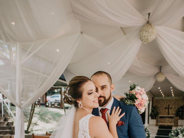 O casamento de Fernanda e Michel