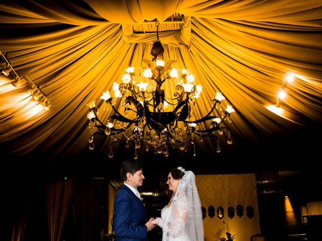 O casamento de Silvana e Humberto