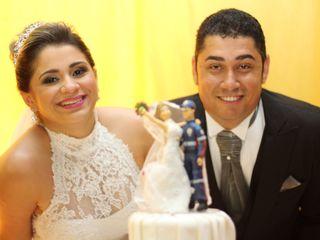 O casamento de Kamilla e Pablo