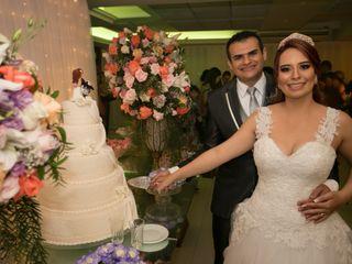O casamento de Stefania  e Henrique Maciel