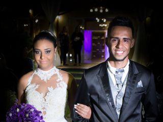 O casamento de Lidiane e Maicon