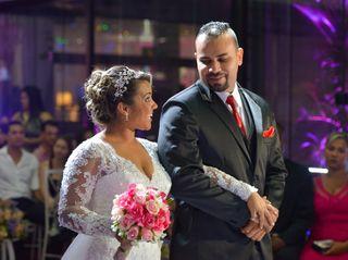 O casamento de Veruska e Rodrigo