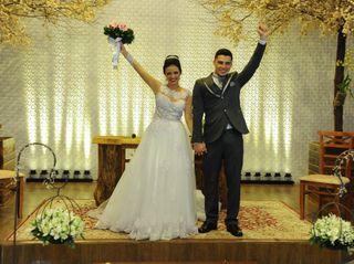 O casamento de Ariane e Rafael 1