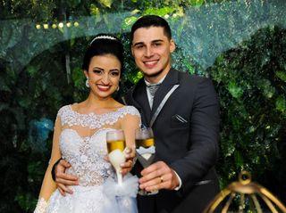 O casamento de Ariane e Rafael 2