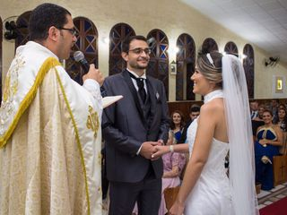 O casamento de Caroline e Pedro 1