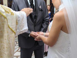 O casamento de Caroline e Pedro 3