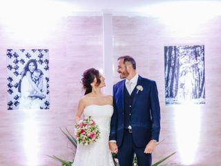 O casamento de Letícia e Maurício