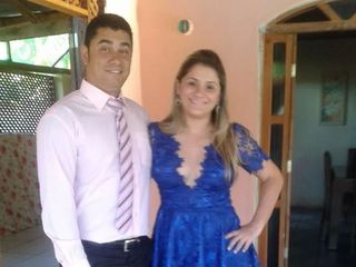 O casamento de Kamilla e Pablo 1