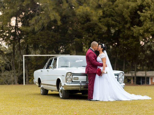 O casamento de Tatiane e Sandro