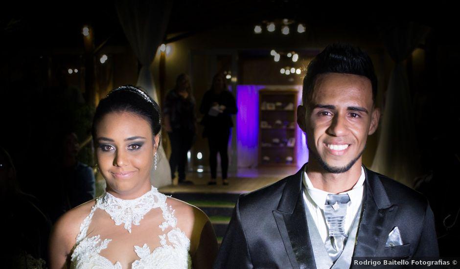 O casamento de Maicon e Lidiane em Jundiaí, São Paulo
