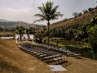 O casamento de Larissa e Thales 3