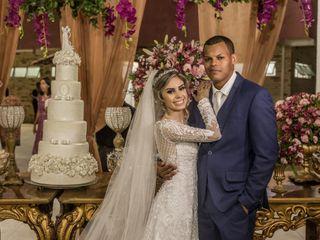 O casamento de Larissa e Thales