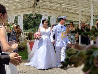 O casamento de Adriana  e Gilberto