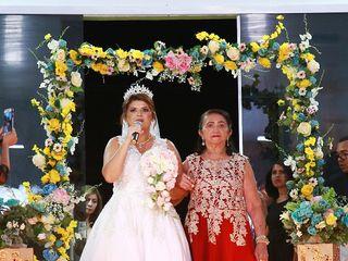 O casamento de Marcele e Francisco 1
