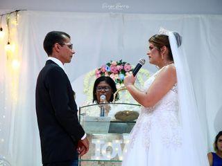 O casamento de Marcele e Francisco