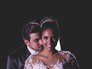 O casamento de Gabi e Rodrigo