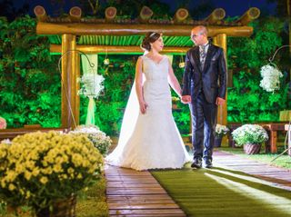 O casamento de Elaine e Jesiel