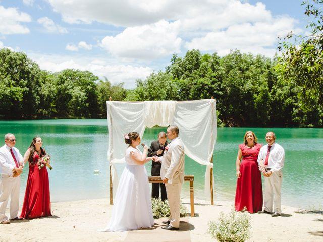 O casamento de Waleska e Adriano